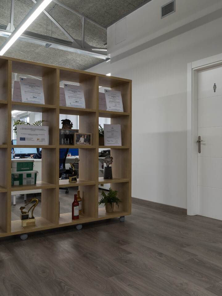 Oficinas en Barpimo 2