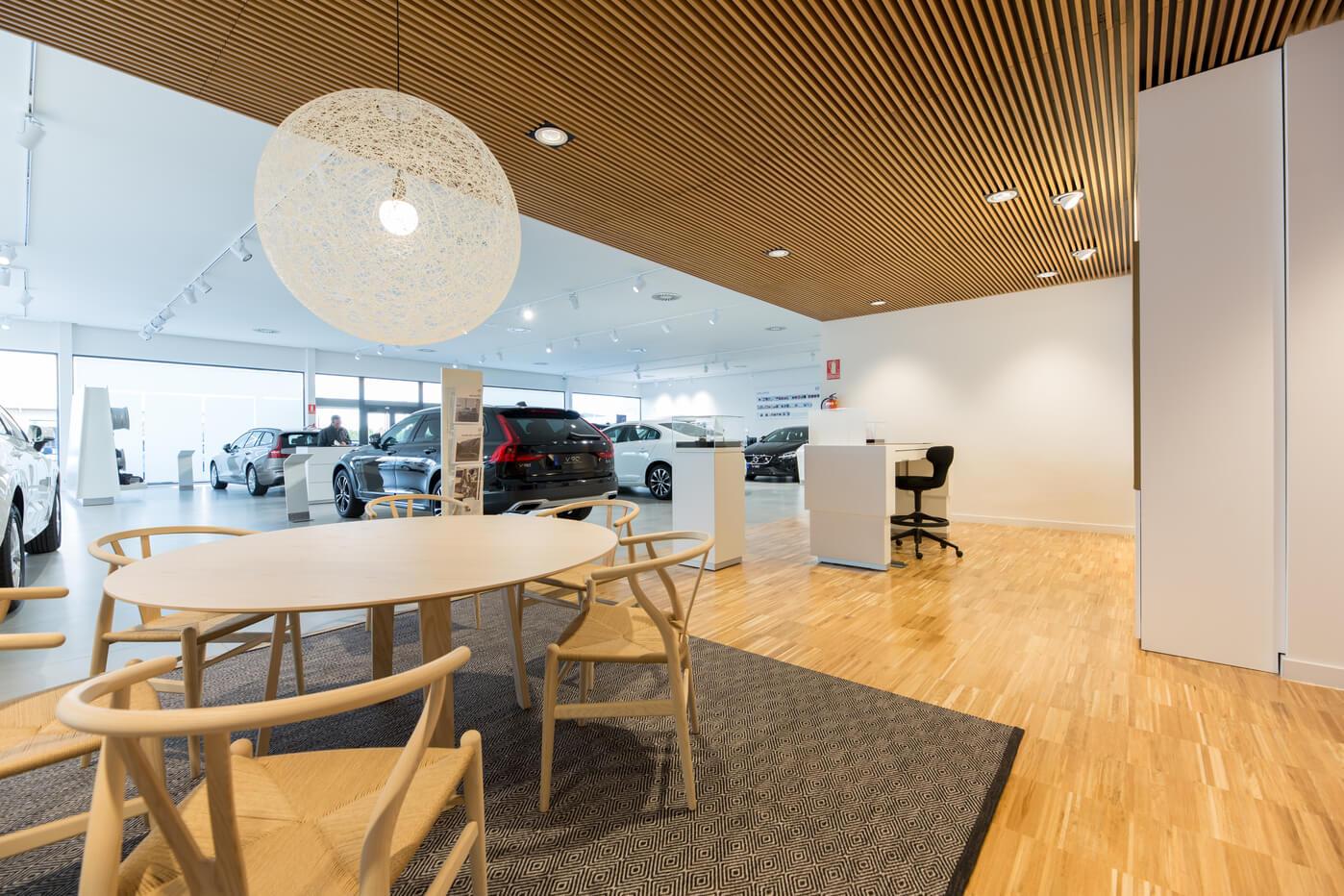 Concesionario de Volvo en Logroño